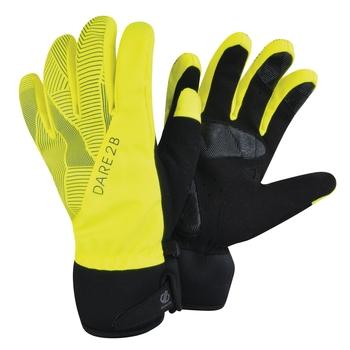 Lightsome Wasserdichte Handschuhe Gelb