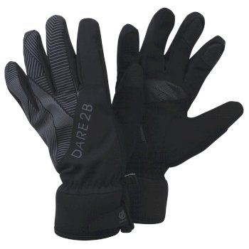 Dare 2b Lightsome Waterproof Gloves - Black