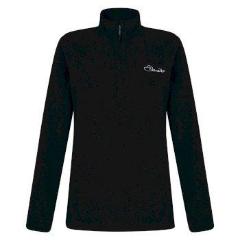 Dare2b Women's Freeze Dry II Half-Zip Fleece Black