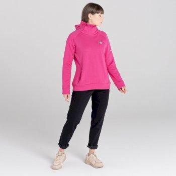 Safe Side Fleece Für Damen Rosa