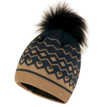 Dare2b Women's Coincide Bobble Beanie Hat Blue Wing