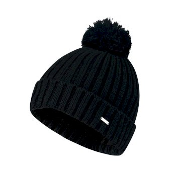 Dare2b Women's Mercy Bobble Beanie Hat Black