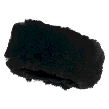 Dare 2b Dare 2B X Julien Macdonald - Women's Delicacy Fur Headband - Black