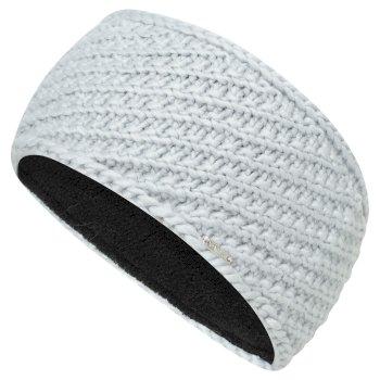 Dare 2b Women's Persona II Fleece Lined Knit Headband - Argent Grey