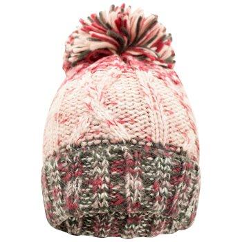 Headmost Bommelmütze für Damen Rosa