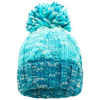 Headmost Bommelmütze für Damen Blau