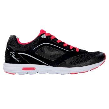 Women's Powerset Gym Shoes Black/NeonPi