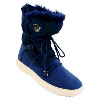 Dare 2b Women's Karellis Luxe Ski Boots - Blue Wing