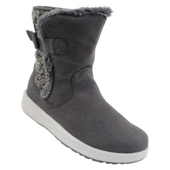Dare 2b Women's Morzine Snow Boots - Grey