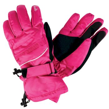 Dare2b Women's Summon II Ski Gloves Pink Fusion