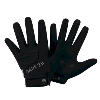 Dare 2b Women's Forcible Cycling Gloves - Black