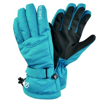 Acute - Damen Handschuhe Fresh Water Blue