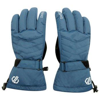 Acute Handschuhe für Damen Blau