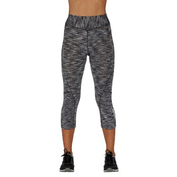 Dare2b Women's Canny Capri Cycle Shorts Grey