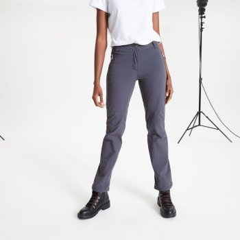 Melodic II Stretch-Walkinghose Für Damen Grau