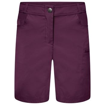 Melodic II Walkingshorts Mit vielen Taschen Für Damen Violett