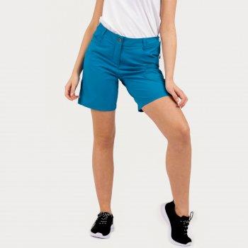 Melodic II Walkingshorts Mit vielen Taschen Für Damen Blau