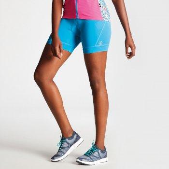 Habit - Damen Fahrradshorts - leicht Blue Jewel
