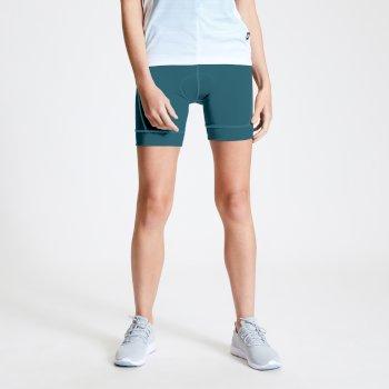 Habit Fahrradshorts Mit Schaumstoffeinsatz Für Damen Grün