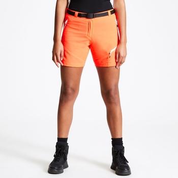 Revify II Walkingshorts Für Damen Orange