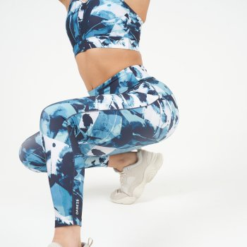 The Laura Whitmore Edit - Influential Leggings - Dragonfly Ink Print