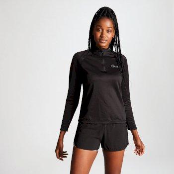 Dare 2b Women's Loveline III Core Stretch Midlayer - Black