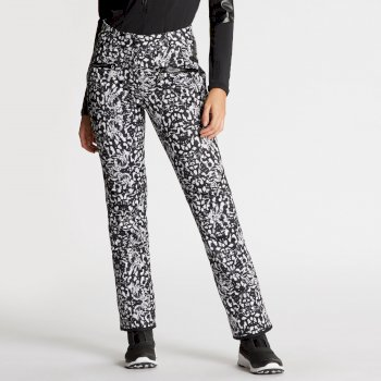 Dare 2B x Julien Macdonald Ladyship - Damen Skihose Animal Print