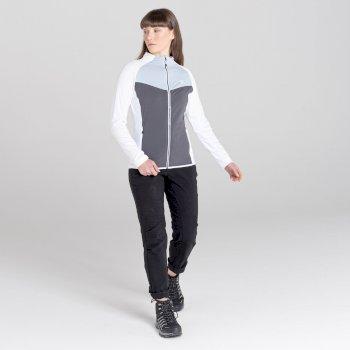 Allegiance II Core Stretch-Midlayer für Damen Weiß