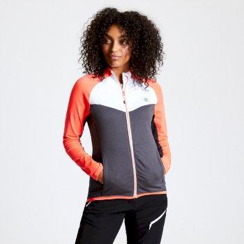 Allegiance II Core Stretch-Midlayer für Damen Grau