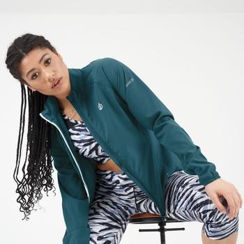 Resilient Windshell-Jacke Für Damen Grün