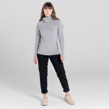 Guard Up Core Stretch-Midlayer Für Damen Grau