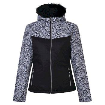 Dare 2b Women's Create Luxe Ski Jacket - Black