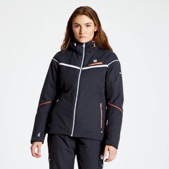Icecap - Damen Skijacke Ebony