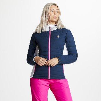 Simpatico - Damen Skijacke - gesteppt Blue Wing