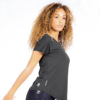 Vigilant Active T-Shirt für Damen Grau