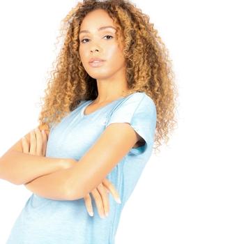 Dare 2b Women's Vigilant Active T-Shirt - Cameo Green