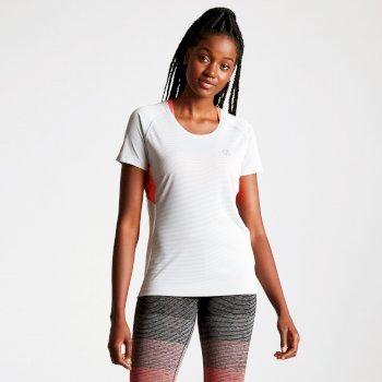 Oscillation T-Shirt für Damen Argent Grey