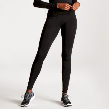 Zonal III Legging-Unterziehhose Für Damen Schwarz