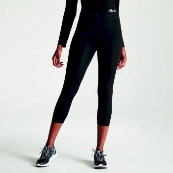 Zonal III 3/4-Legging-Unterhose für Damen schwarz