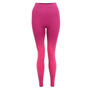 In The Zone Performance Baselayer-Set für Damen Cyberpink