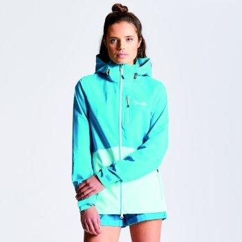 Women's Verate Waterproof Jacket Blue