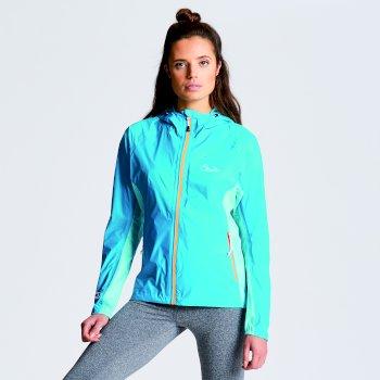 Women's Opacus Lightweight Jacket Sea Breeze/Bahama Blue