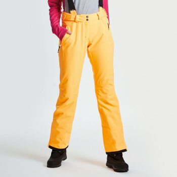 Dare2b Women's Stand For II Ski Pants Orange Burst