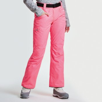 Dare2b Women's Free Scope II Ski Pants Luminous Pink