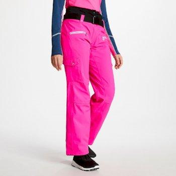 Liberty - Damen Skihose Cyber Pink