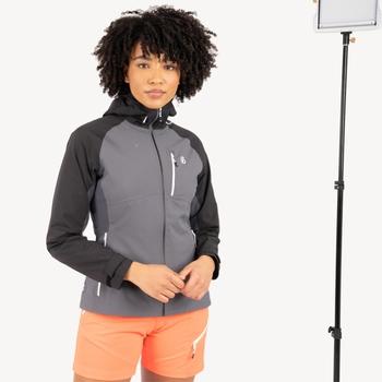 Veritas III Wasserdichte Jacke Für Damen  Grau