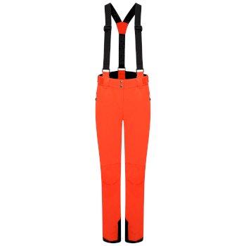 Diminish Wasserdichte Skihose Für Damen Orange