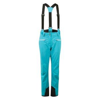 Preexist Wasserdichte Skihose für Damen Blau