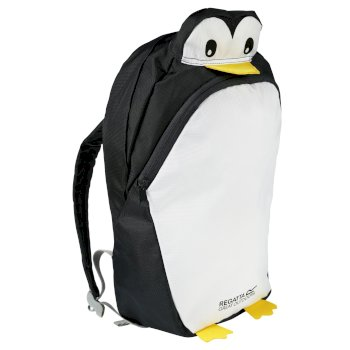 Regatta Kids' Zephyr Animal Day Pack - Penguin