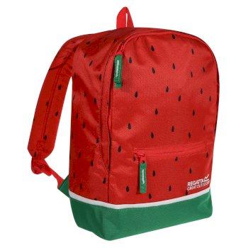 Kids' Print 10L Daypack Watermelone